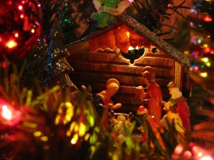 Presepi di Natale a Rimini Foto