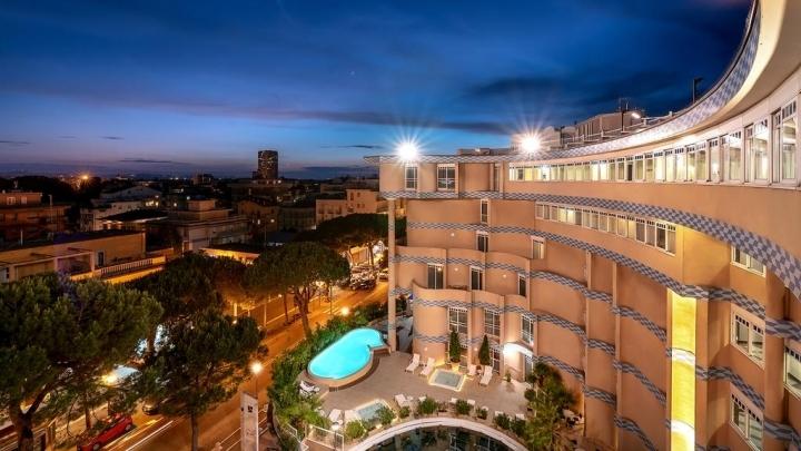 Capodanno Hotel Savoia Rimini Foto